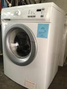 Washing 8kg Mesin Basuh Machine Clean Electrolux