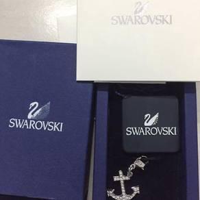 Swarovski Anchor Small Charm