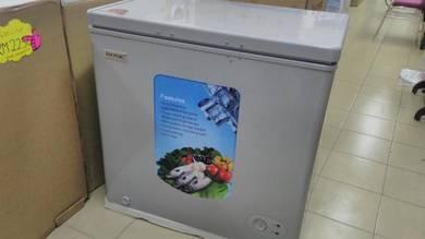 Freezer Beku (170L) - set baru