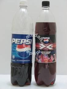 Pepsi Coke Cola Malaysia Pet Bottle