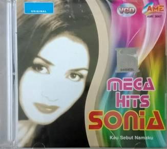 Mega Hits Sonia VCD