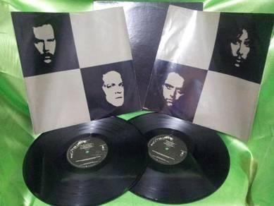 Metallica BLACK ALBUM 1991 Elektra LP excellent