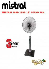 Mistral (khind) msf-1805m stand fan