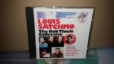 CD The Bob Thiele Collective - Louis Satchmo