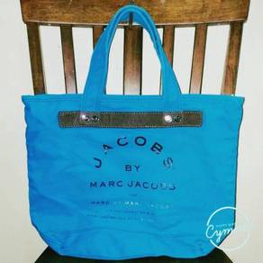 Tote Bag Canvas Fabric Marc Jacobs