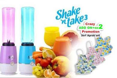 Shake n take 3 ( 2 bottle )