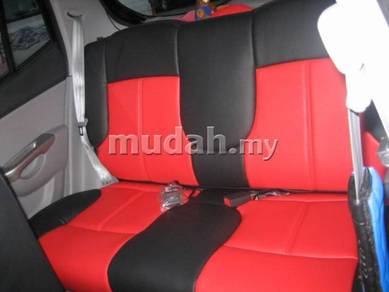 Axia bezza myvi viva semi leather seat cover seat