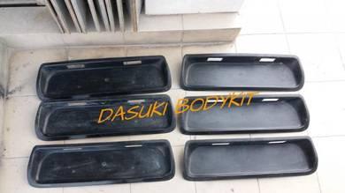 Plate Holder Proton Satria GTI Proton Satria Biasa