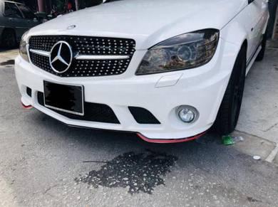 Mercedes W204 C63 AMG sport bodykit body kit