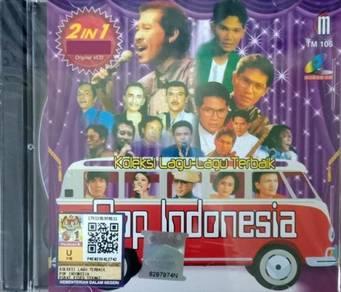 Koleksi Lagu-Lagu Terbaik Top Indonesia 2In1 VCD