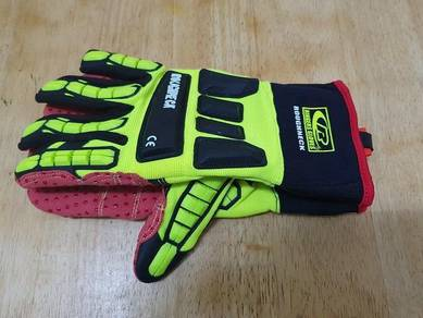 Ringers R-267 Roughneck Impact Glove (SIZE S)