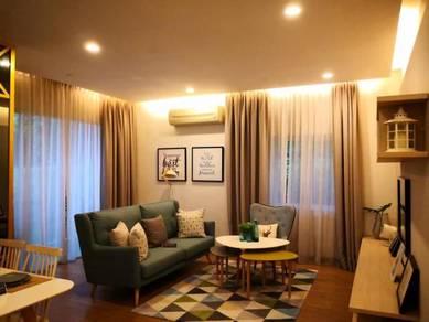 Larkin Residence 2 3+1Rooms Cash Back 20k Full Loan Free Legal Fee