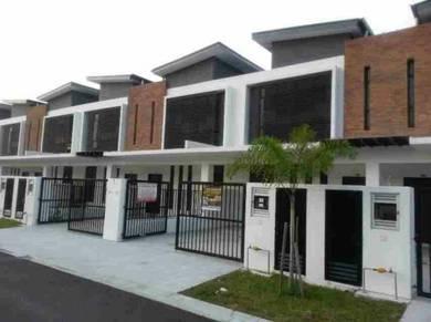 Freehold Double Storey 22 x 85 Rebate 18% Full Loan Near KLIA , SEPANG