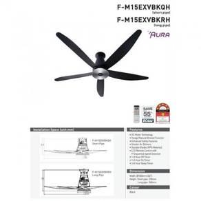Blade ceiling fan f-m15exvbkrh