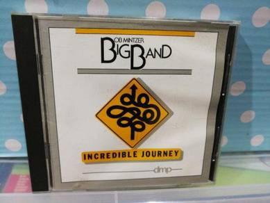 CD Bob Mintzer Big Band - Incredible Journey