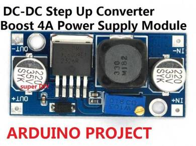 DC-DC Step Up Converter 4A Power Supply Module