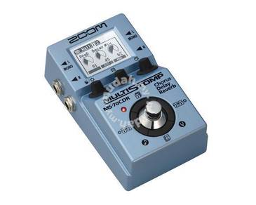 ZOOM MS-70CDR - Guitar Pedal