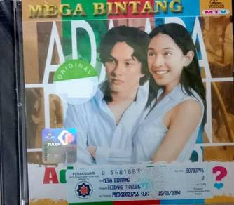 Mega Bintang Ada Apa Dengan Cinta ? VCD