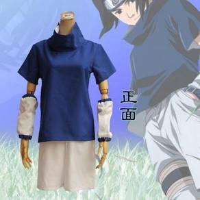 Uchiha sasuke 1st gen cosplay costume