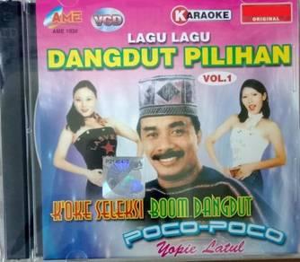 Lagu-Lagu Dangdut Pilihan Vol.1 K oke Seleksi Boom