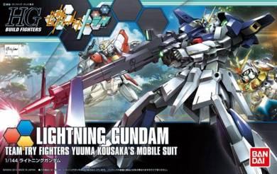 Bandai 1/144 HGBF 020 Lightning Gundam [HG]