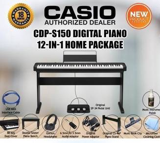 CASIO CDPS150 Digital Piano Home Package