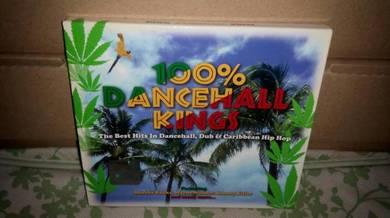 CD 100% Dancehall Kings 2CD