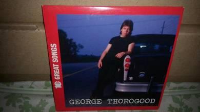 CD George Thorogood - 10 Great Songs