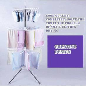 3 Tier Clothes Drying Rack / Ampaian Baju 02