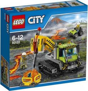 LEGO 60122 Volcano Crawler