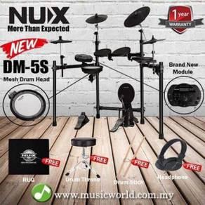 NUX DM-5S Digital Drum Kit