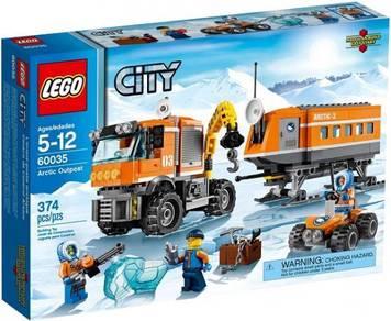 LEGO 60035 Arctic Outpost