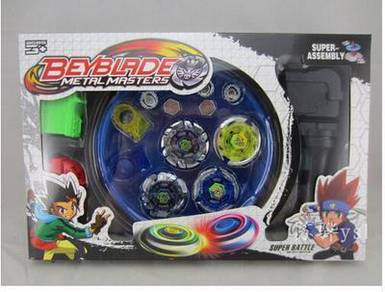 Rapidity Beyblade metal master set from japan