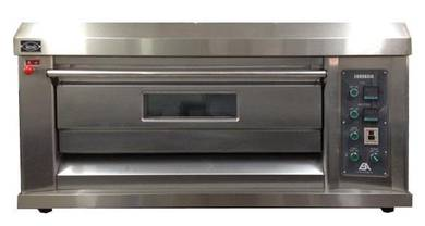 M176 Gas Oven 1-Deck 2-Tray