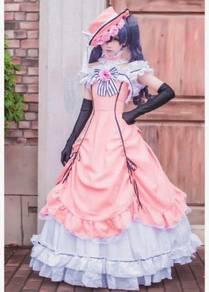 Black Butler Ciel Phantomhive cosplay dress