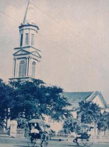 Postcard Church Shepherd PC 2734