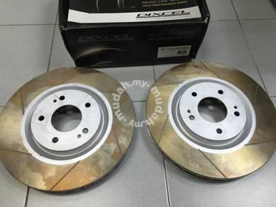 Dixcel FS Front Disc Rotor Mit Lancer Evo 6 7 8 9