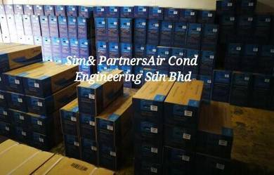 Aircond Air cond Promotion Big Sales 699