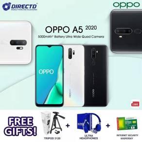 OPPO A5 (2020) 4 KAMERA BLKG | 5K Batteri + 3 GIFT