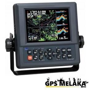 JMC V-6810P Marine GPS Track Plotter & Sonar Fish