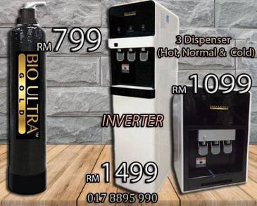 Water Filter Penapis Air Dispenser cooler PAKEJ R