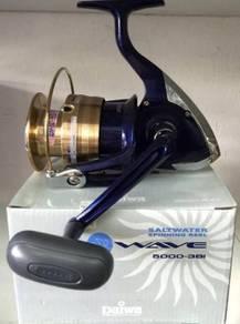 Daiwa DWave 5000 Saltwater Fishing Reel - Pancing