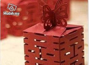 Wedding Gifts - Red XI Gift Box