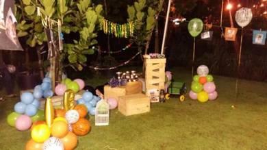 Birthday party theme/ birthday