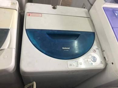 National automatic top load washing machine
