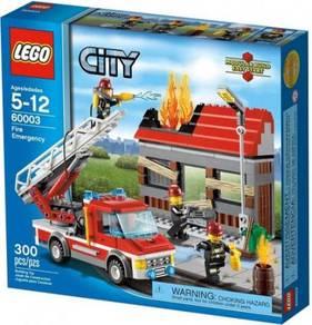 LEGO 60003 Fire Emergency