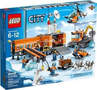 LEGO 60036 Arctic Base Camp