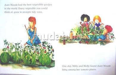 Kid Story Book- Milly Molly and Aunt Maude