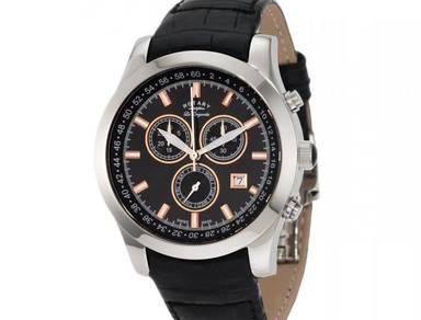 Swiss Made Rotary Chronograph Sapphire Watch Jam