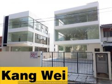 3 Storey Bungalow & Lift Jalan Masjid Negeri Commercial Shop Greenlane